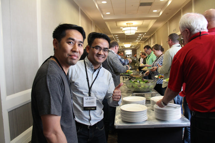 Lunch Sponsor IDCON Reliability and Maintenance Conference