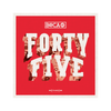 Boca 45 - FORTY FIVE LP