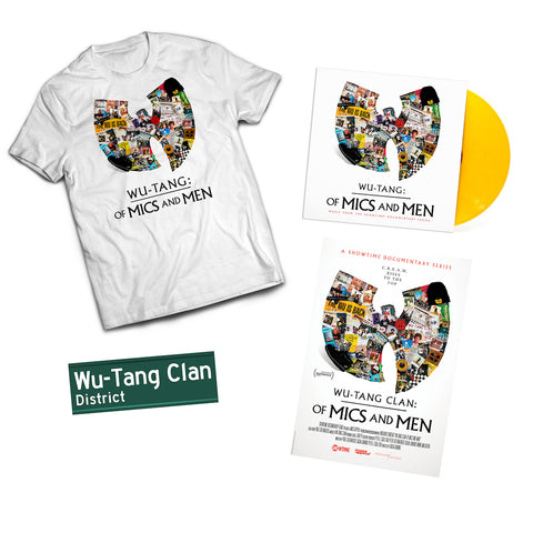 Of Mics and Men Bundle 3 + Digital Album