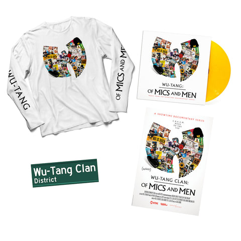 Of Mics and Men Bundle 4 + Digital Album