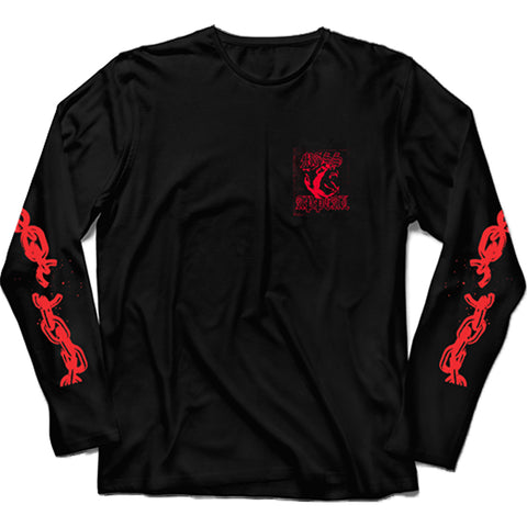 "Black ""Dawg"" Long Sleeve"