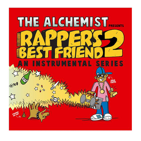 The Alchemist - Rappers Best Friend 2