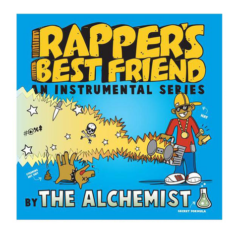 The Alchemist - Rappers Best Friend