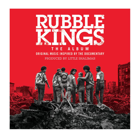 Rubble Kings - The Album