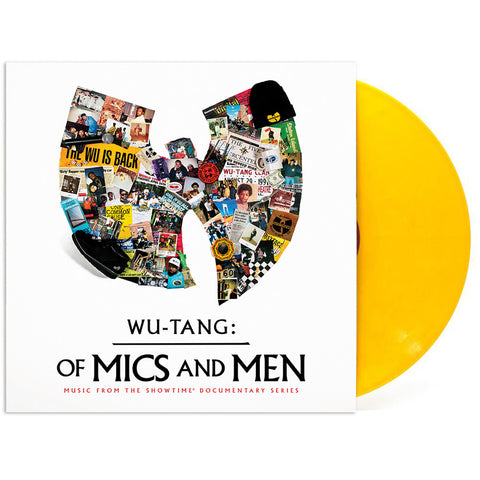 Of Mics and Men LP + Digital Album