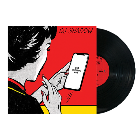 DJ Shadow - 'Our Pathetic Age' Vinyl + Digital Album