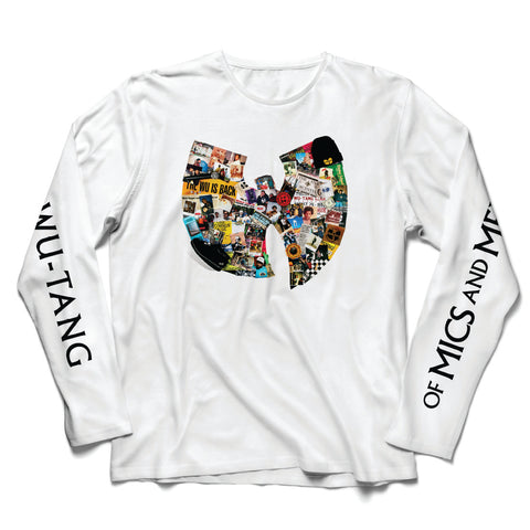 Of Mics and Men Long Sleeve T-Shirt + Digital Album