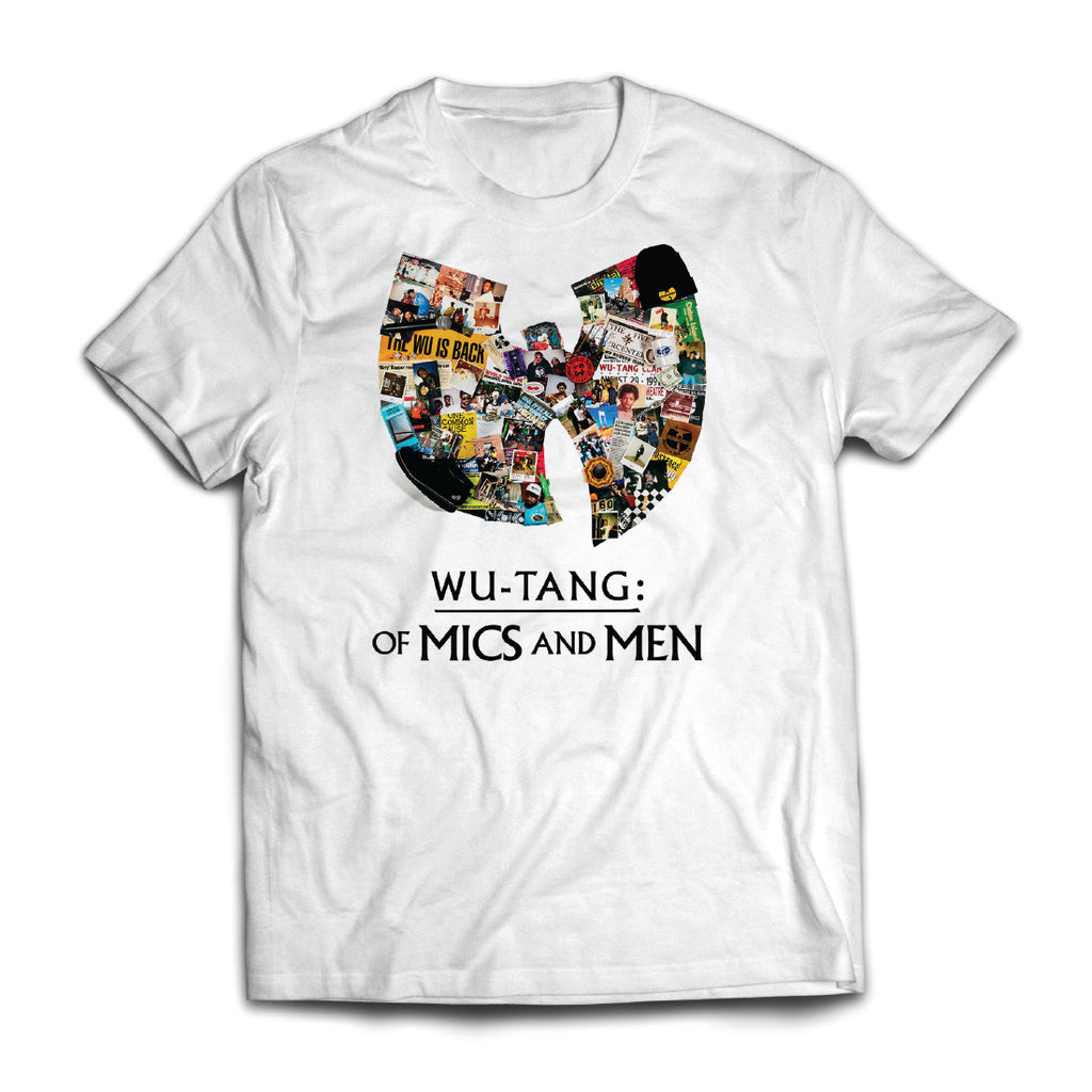 be7bf9ea Of Mics and Men T-Shirt + Digital Album – Mass Appeal Official Store