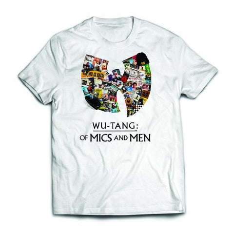 Of Mics and Men T-Shirt + Digital Album