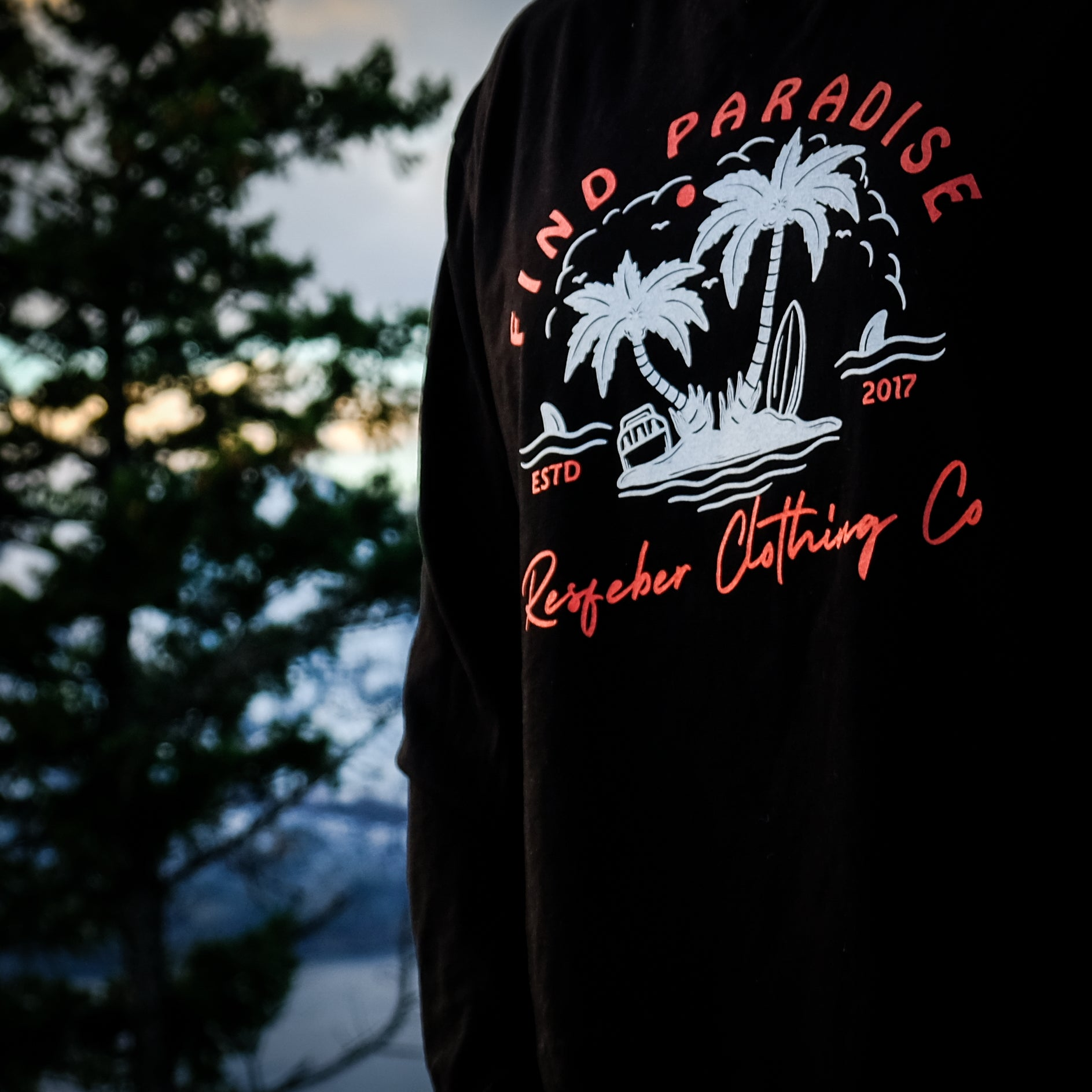 Find Paradise Long Sleeve