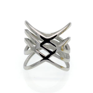 Geometric Ring - Aola Brand