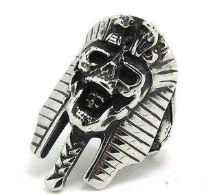 Cool Pharaoh Skeleton Ring - Aola Brand