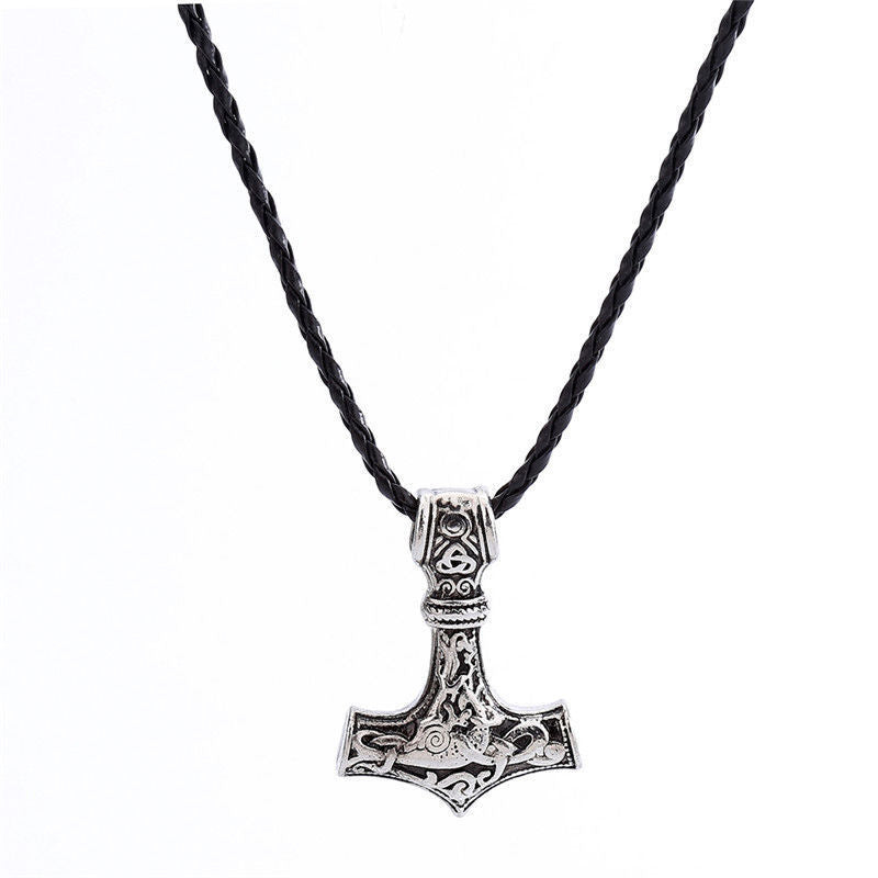 Thor Hammer Necklace - Aola Brand