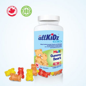 allKiDz Multi Gummy Bears