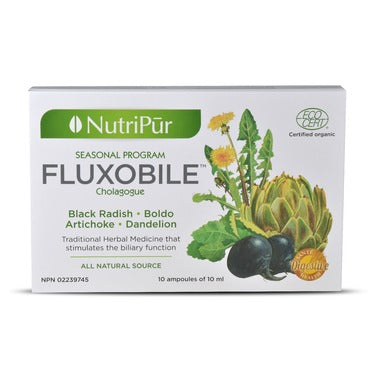 Nutripur Flux O Bile Seasonal Cleanse 10 Day Program