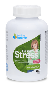 Platinum Easymulti Stress Women 120 Softgels