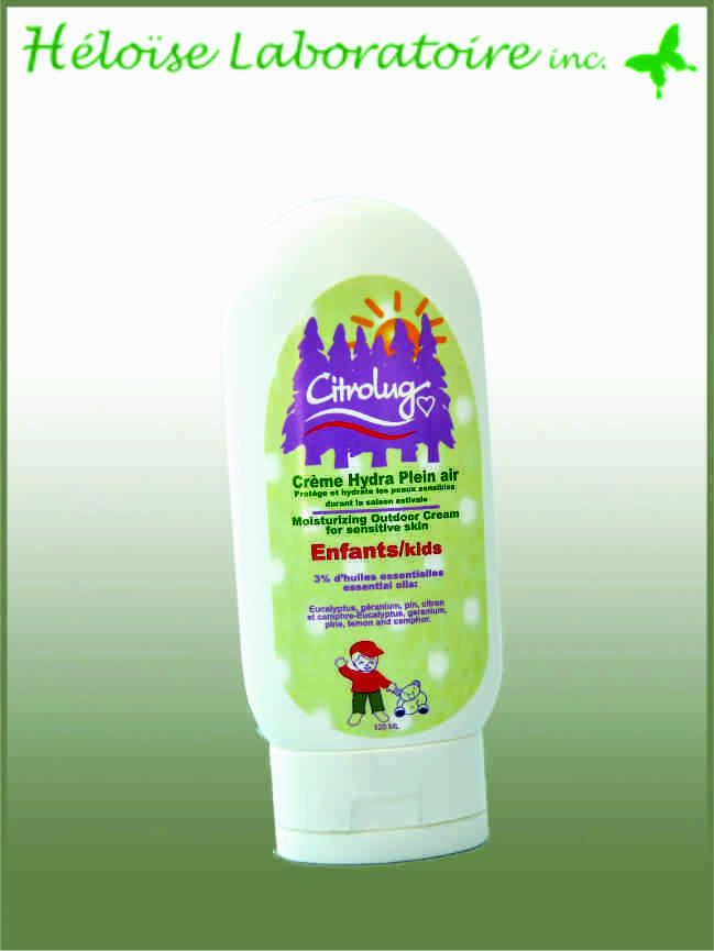Citrobug Moisturizing Outdoor Cream for Kids