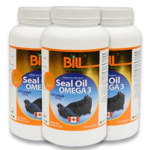 Bill Seal Oil Omega-3