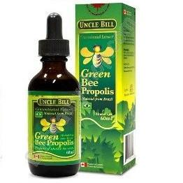UB Green Bee Propolis Alcohol Free liquid extract