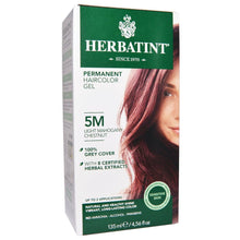 "Herbatint ""M"" Series Mahogany Natural Herb Based Hair Colour"