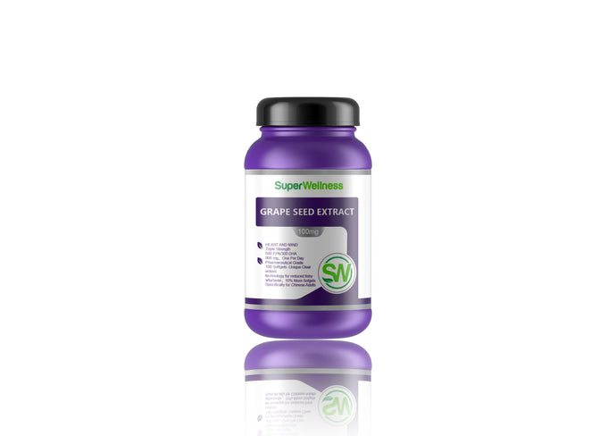 Super wellness  Grape seed extract