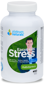 Platinum Easymulti Stress Man 120 Softgels