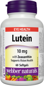 Lutein with Zeaxanthin 10 mg