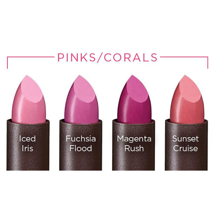 Burt's Bee 100% Natural Lip Stick - Pinks/Corals
