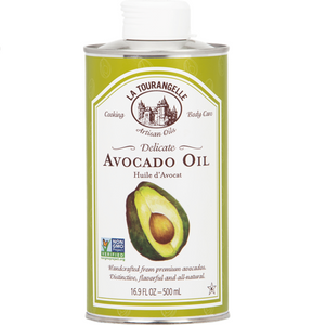 La Tourangelle 100% Avocado Oil 500ml