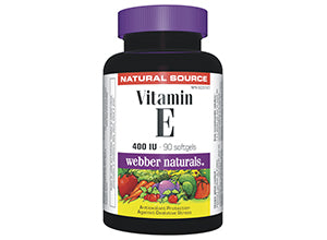 Vitamin E Natural Source 300 softgels