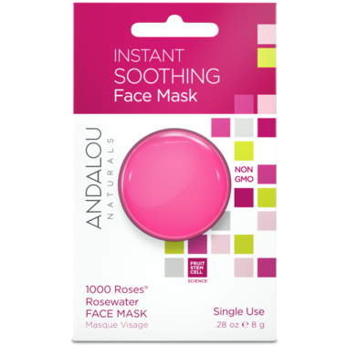 ANDALOU naturals Instant Soothing Face Mask