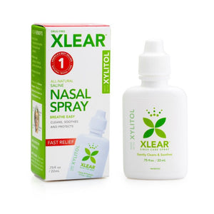 Xlear Xylitol and Saline Nasal Spray For 0+