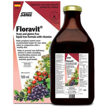 Salus Floravit (Yeast Free) Liquid Iron For All People Including Pregnant Women