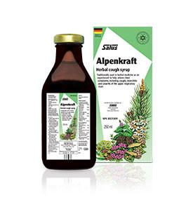Salus Alpenkraft Cough Syrup