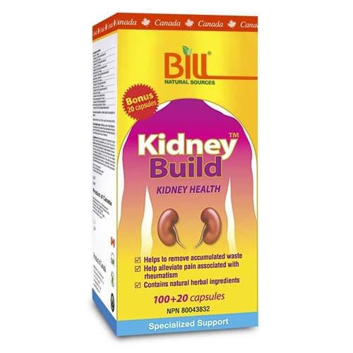Bill Kidney Build