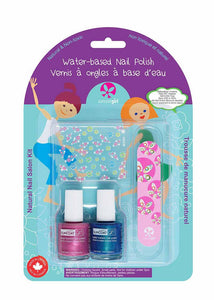 Suncoat Nail Salon Kit, Little Mermaid 2x8ml