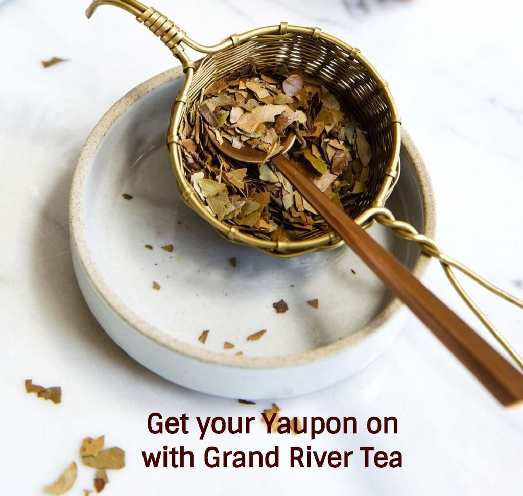 July 2019 News At Grand River Tea