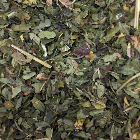 grand-river-tea - Chilly Mint Herbal Peppermint Loose Leaf tea-40g - Grand River Tea - Herbal