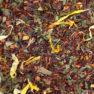 Grand River Tea Chocolate Mint Rooibos loose leaf tea