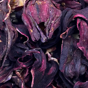 Grand River Tea Hibiscus flower herbal loose leaf tea