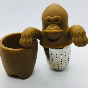 grand-river-tea - Gerry Gorilla Loose Leaf Tea Infuser - Grand River Tea - Accessory