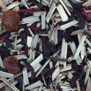 grand-river-tea - Purple Rain Loose Leaf Tea-50g - Grand River Tea - Purple Tea Blend