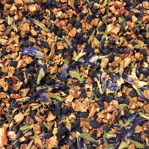 grand-river-tea - Blueberry Pea Flower Fruit- 100G-GRT Blend - Grand River Tea - Herbal