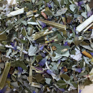 grand-river-tea - Winter Cold & Flu Soother- Loose Leaf Tea OrganicHerbal 40G Organic-Canadian Grown - Grand River Tea - Herbal