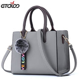 Women's Bag 2018 Korean version of the new trend Fashion PU hand bag PU Bag