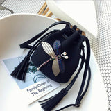 Women Bags Handbags Famous Brands Fashion Dimensional Leisure Ladies Bucket Bag Shoulder Crossbody Bags High Quality 9V503