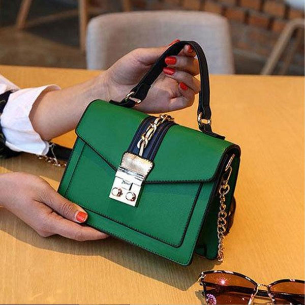 Women Handbags fashion women messenger bags flap crossbody bag sling chain shoulder bolsa high quality small handbags 3V3234