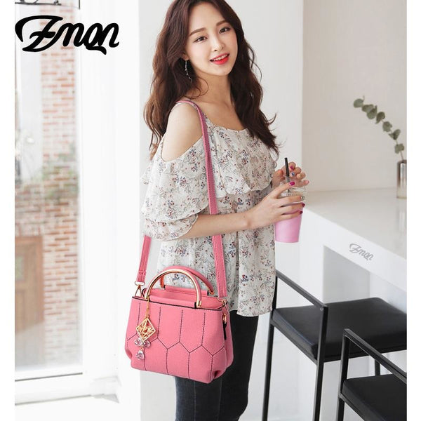 ZMQN Crossbody Bags For Women Bag 2018 Fashion Shoulder Bags Small Handbags Ladies Bolsa Feminina Crystal Cheap Woman Bags A540