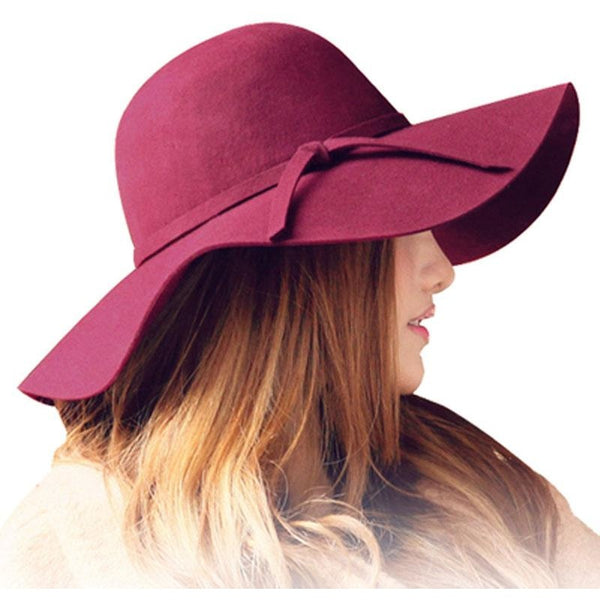 Elegant Floppy Hat