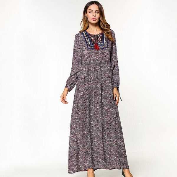Empire Dress Maxi
